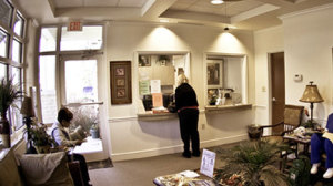 Dr. Lominchar's Waiting Room at Internal Medicine & Palmetto Weight Management located in West Ashley (Charleston, SC)